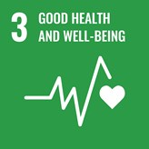 Goal 3, good health and well-being