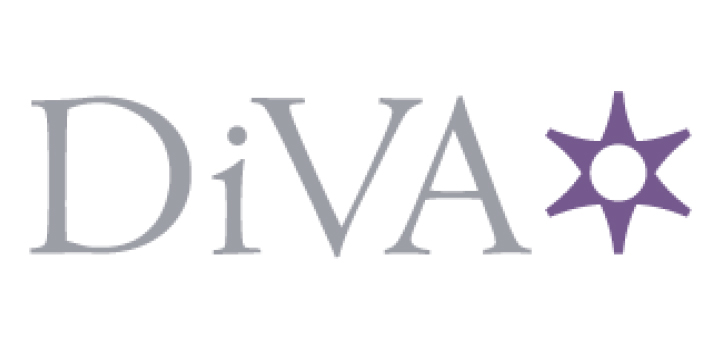 Logotype for DiVA