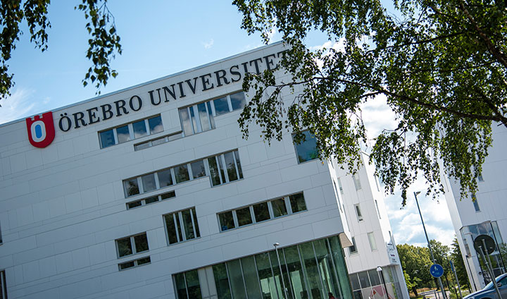Novahuset, Örebro universitet.
