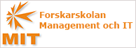 Forskarskolan Management och IT (MIT)