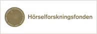 Swedish Hearing Research Foundation (Hörselforskningsfonden)
