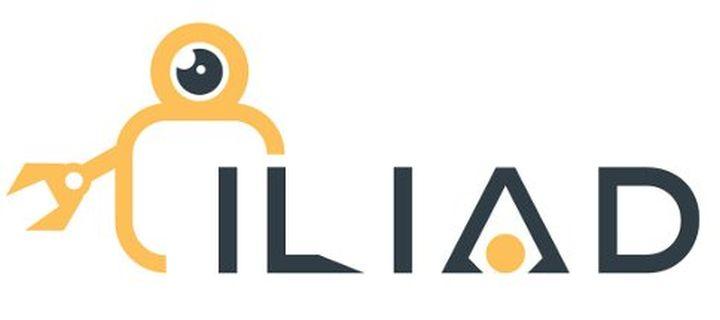 ILIAD logotype.