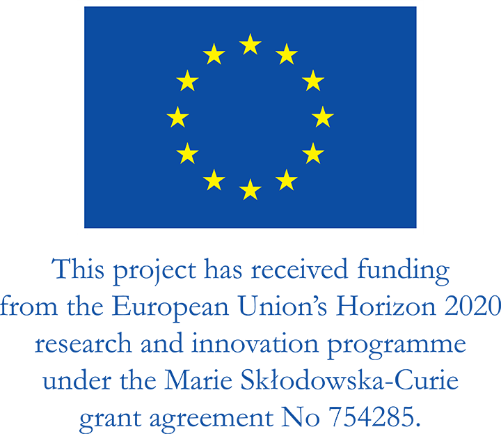 This project is Co-funded by the European Union, MSCA Cofund, Horizon 2020