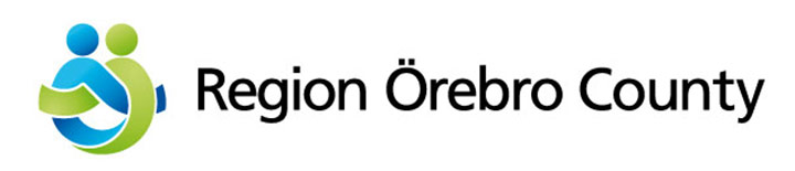 Logotype Region Örebro County