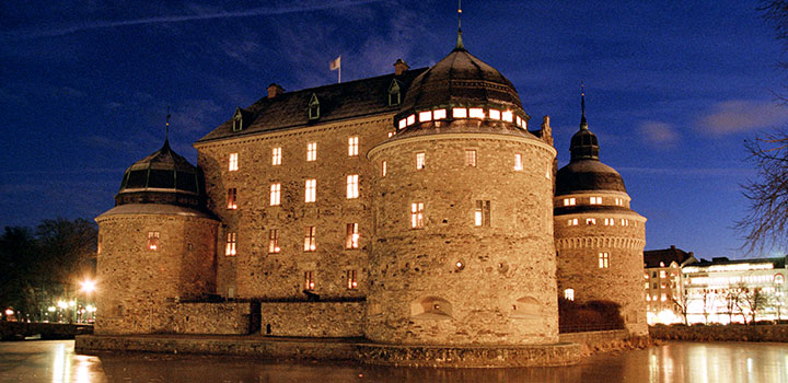 The Örebro castle