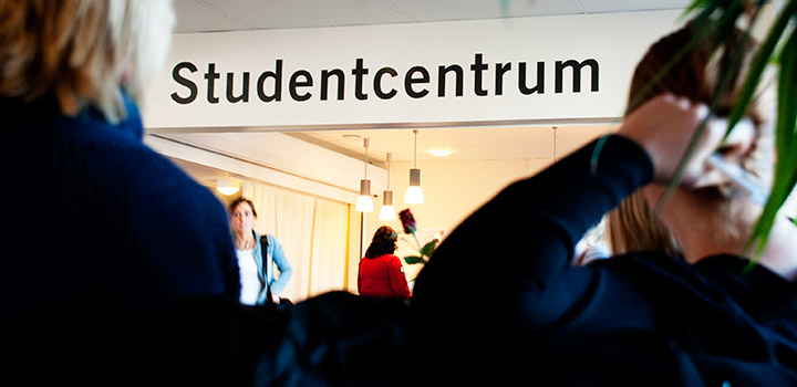 Studentcentrum